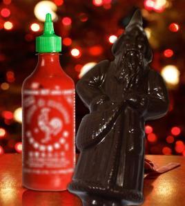 Sriracha Santa